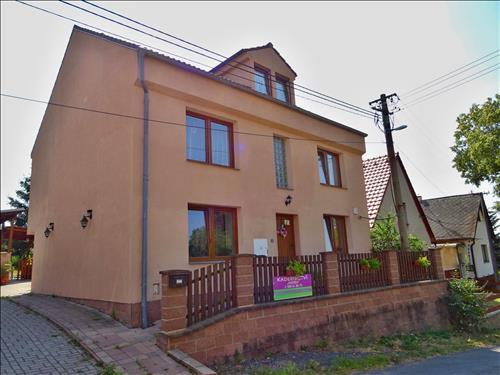 Aukce - rodinný dům, Kounov