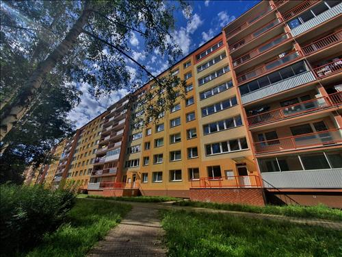 Byt 3+1, K.H. Borovského v Mostě