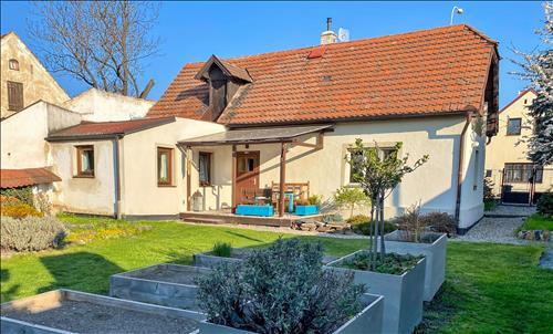 Rodinný dům Praha - Kunratice